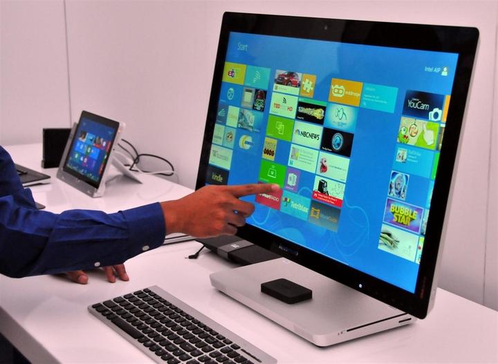 les nouvelles technologies en informatique
