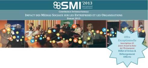 SMI Dakar'2013 | Social Media Impact Conference | 28 & 29 Mars 2013 | Dakar