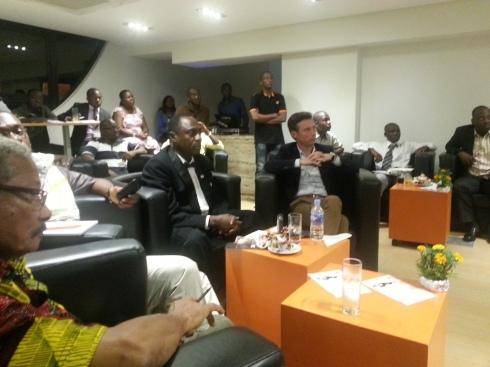Apéro High Tech de Orange Côte d'Ivoire - les abonnés sélectionnés