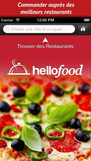 HelloFood, l'appli mobile pour commander ses repas en ligne à Abidjan