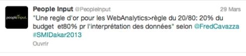 People Input  PeopleInput  sur Twitter