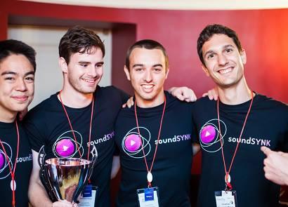 Les gagnants de Imagine Cup 2013