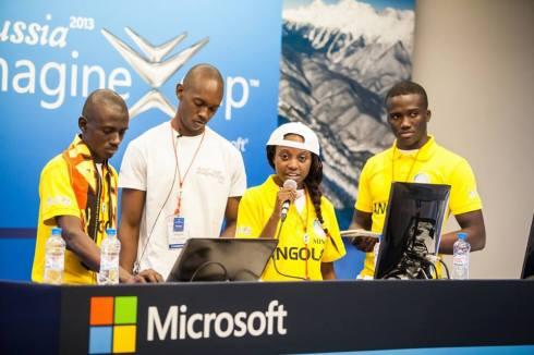Une équipe africaine